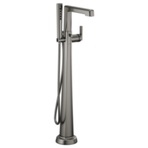 Levoir™ Single-Handle Floor Mount Tub Filler T70198
