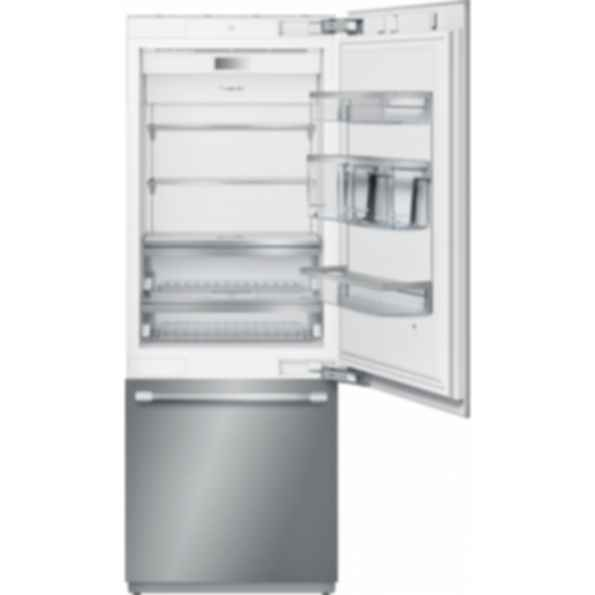 30 inch Built-In 2 Door Bottom Freezer T30IB900SP