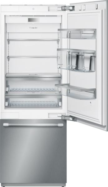 30 Inch Built In 2 Door Bottom Freezer T30ib900sp Modlar Com