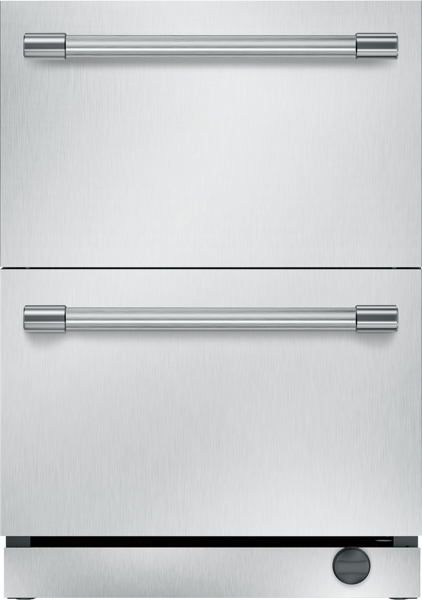 24 Inch Professional Under Counter Combo Drawer