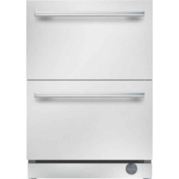 24 inch Masterpiece Under Counter Combo Drawer Refrigerator and Freezer T24UC910DS