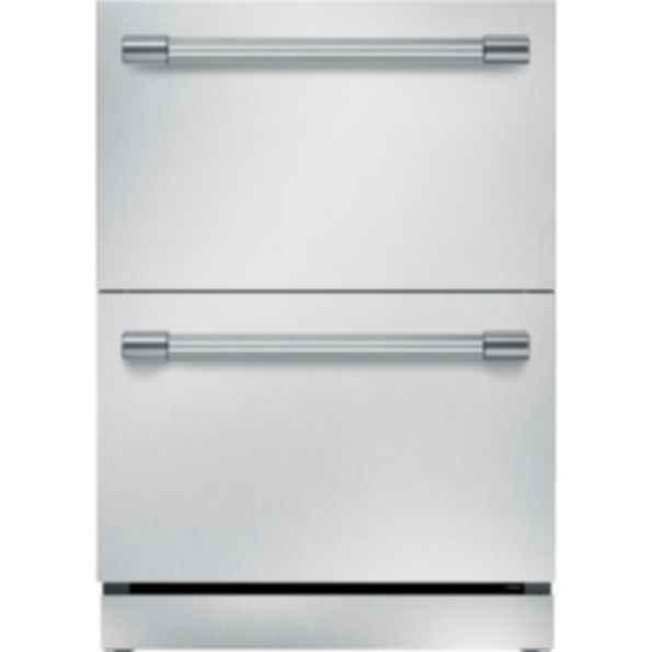 24 inch Professional Under Counter Double Drawer Refrigerator T24UR920DS