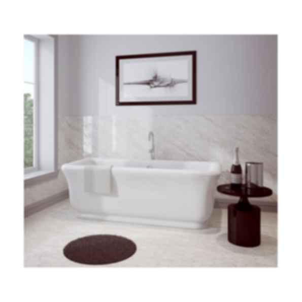 Merit Freestanding Bathtub 71FS33