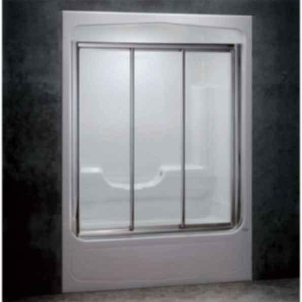 Winston Triple Sliding Shower Door 9644T