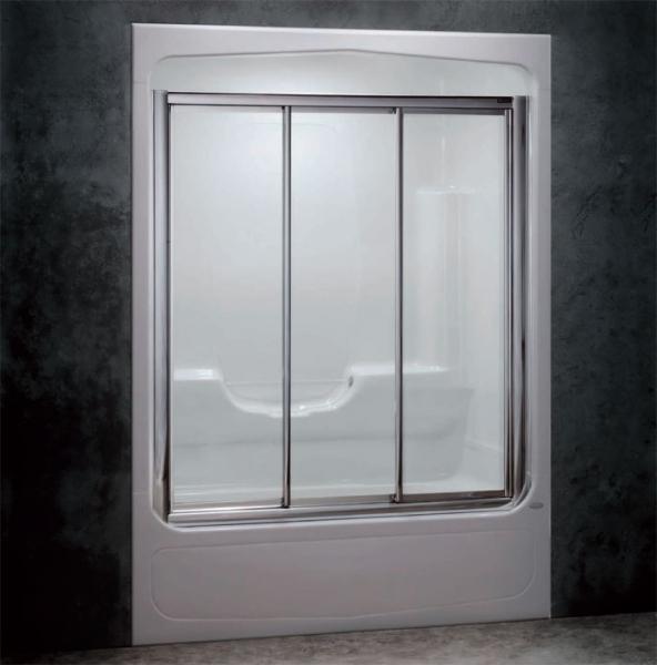 Winston Triple Sliding Shower Door 9644t Modlar Com