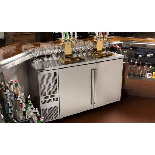 Perlick Dual Zone Back Bar Refrigerated Cabinets   Modlar.com