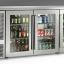 Self-Contained Narrow-Door Back Bar Refrigerators
