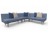 Rockwell Unscripted® Modular Lounge