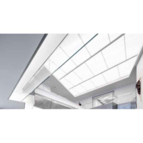 LightFrame®  Backlit Translucent Acoustical Fabric Panels