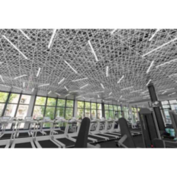 Trace® Straight Ceiling System