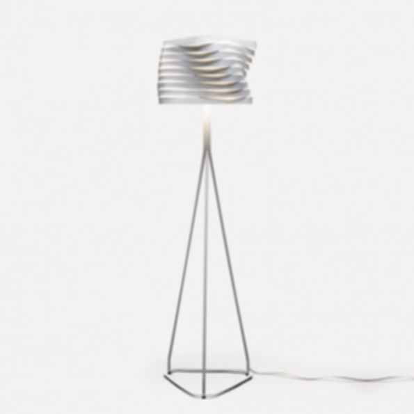 Boomerang Floor Lamp