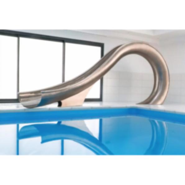 Waha Pool Slide