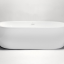 "Pisa 70"" Acrylic Freestanding Bathtub"