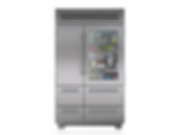 PRO 48 Refrigerator with Glass Door 648PROG
