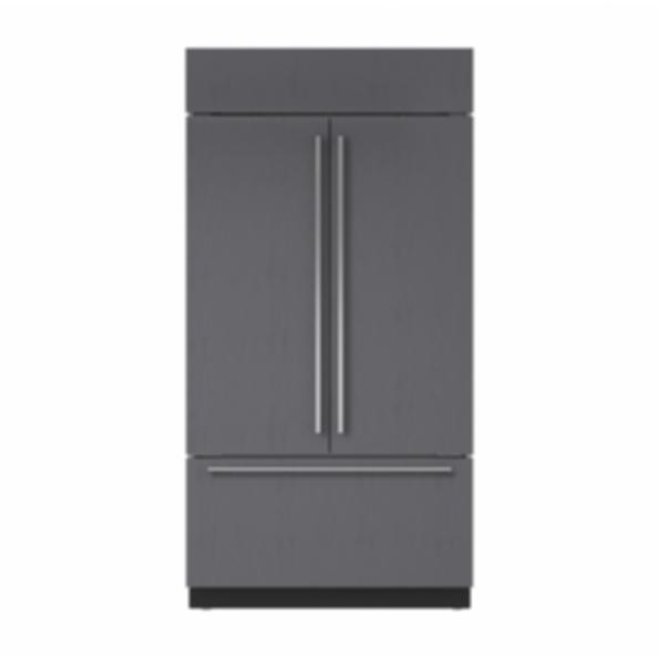 "42"" Classic French Door Refrigerator/Freezer with Internal Dispenser - Panel Ready BI-42UFDID/O"