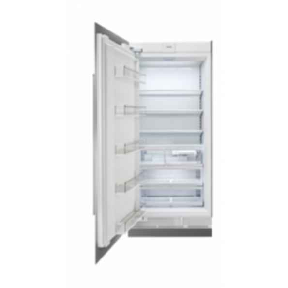 "36"" Designer Column Freezer with Ice Maker - Panel Ready IC-36FI"