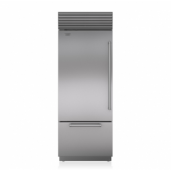 "30"" Classic Over-and-Under Refrigerator/Freezer BI-30U/S"