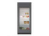 "36"" Classic Refrigerator with Glass Door - Panel Ready BI-36RG/O"