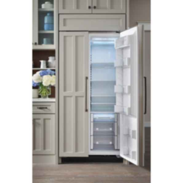 "36"" Classic Side-by-Side Refrigerator/Freezer - Panel Ready BI-36S/O"