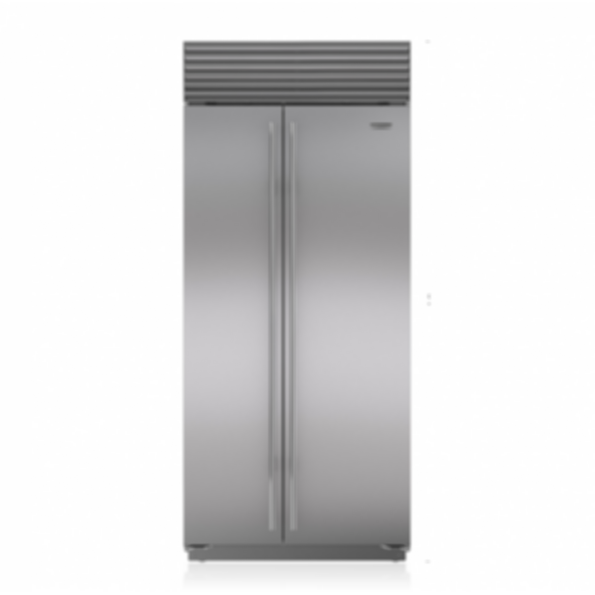 "36"" Classic Side-by-Side Refrigerator/Freezer BI-36S/S"