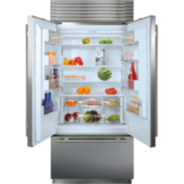"36"" Classic French Door Refrigerator/Freezer - Panel Ready BI-36UFD/O"