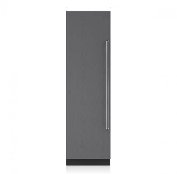 24 Quot Designer Column Refrigerator Freezer With Ice Maker
