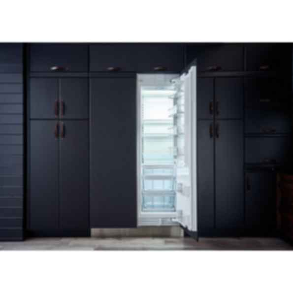 "24"" Designer Column Refrigerator - Panel Ready IC-24R"
