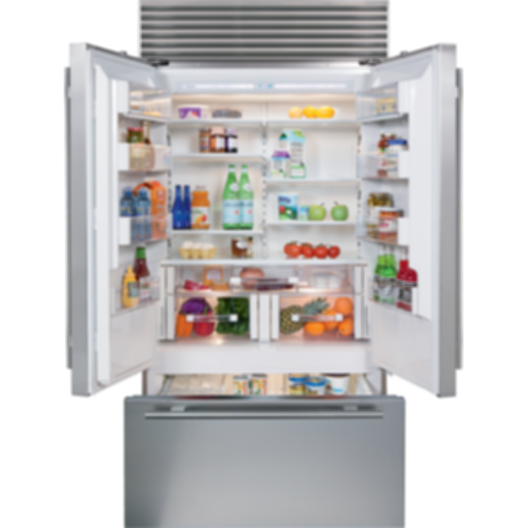 "42"" Classic French Door Refrigerator/Freezer BI-42UFD/S"
