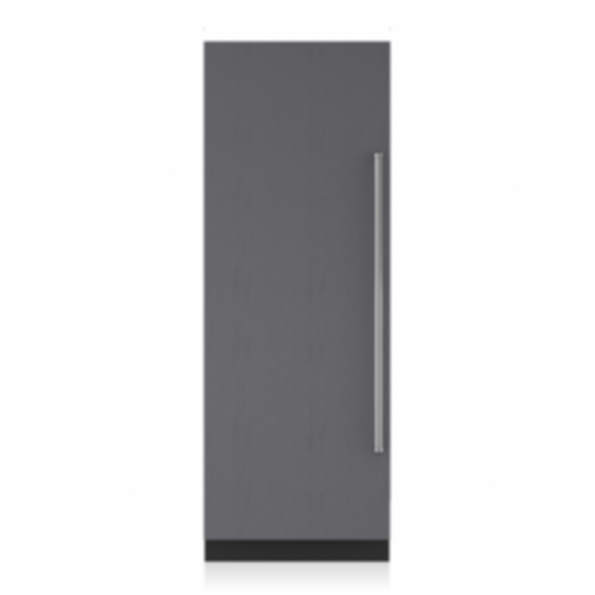 "30"" Designer Column Refrigerator with Internal Dispenser - Panel Ready IC-30RID"