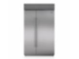 "48"" Classic Side-by-Side Refrigerator/Freezer with Internal Dispenser BI-48SID/S"