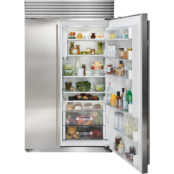 "48"" Classic Side-by-Side Refrigerator/Freezer with Internal Dispenser BI-48SID/S"