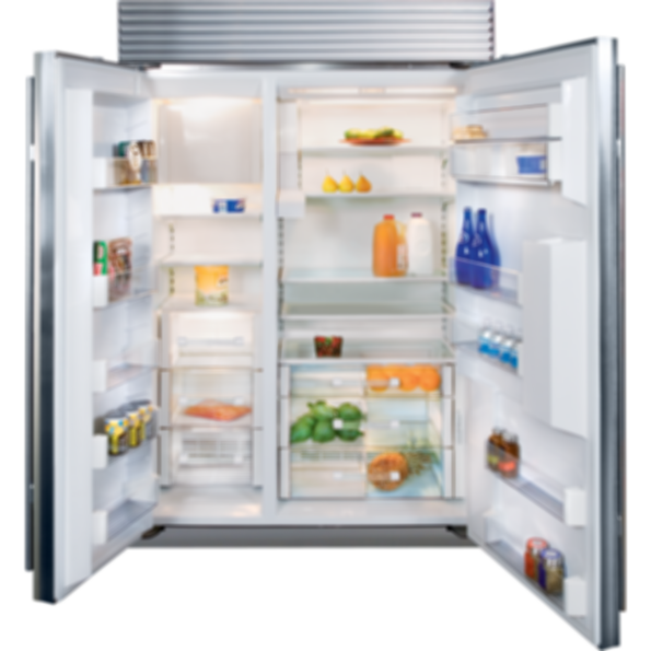 "48"" Classic Side-by-Side Refrigerator/Freezer with Dispenser - Panel Ready BI-48SD/O"