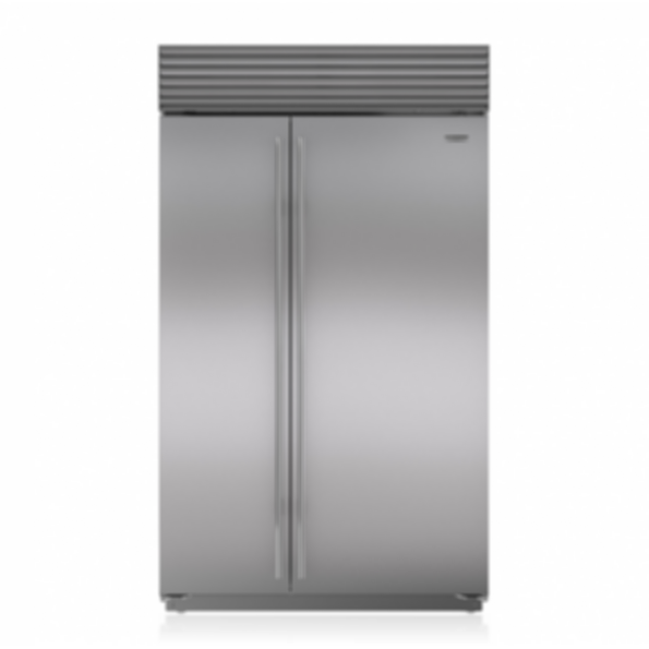 "48"" Classic Side-by-Side Refrigerator/Freezer BI-48S/S"
