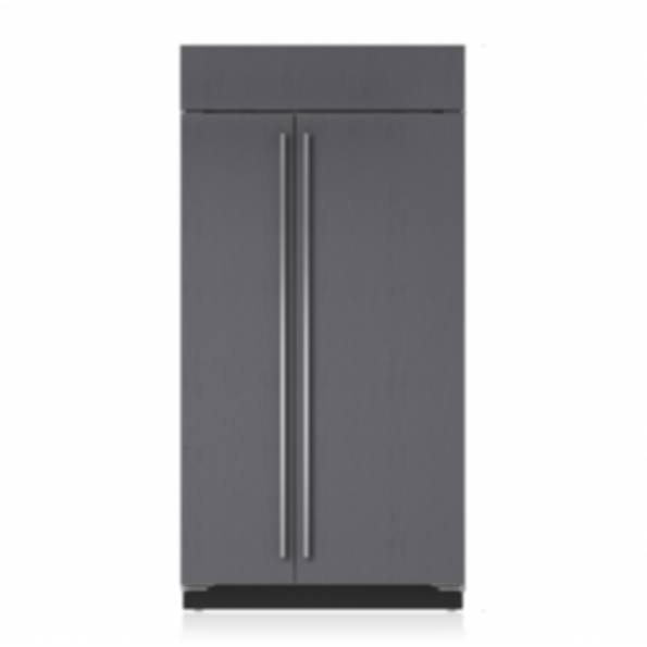 "42"" Classic Side-by-Side Refrigerator/Freezer with Internal Dispenser - Panel Ready BI-42SID/O"