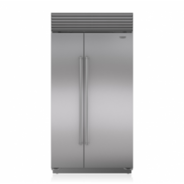 "42"" Classic Side-by-Side Refrigerator/Freezer BI-42S/S"
