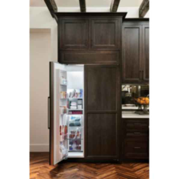 "42"" Classic Side-by-Side Refrigerator/Freezer - Panel Ready BI-42S/O"