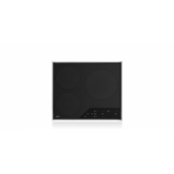 """24"""" Transitional Framed Induction Cooktop CI243TF/S"""