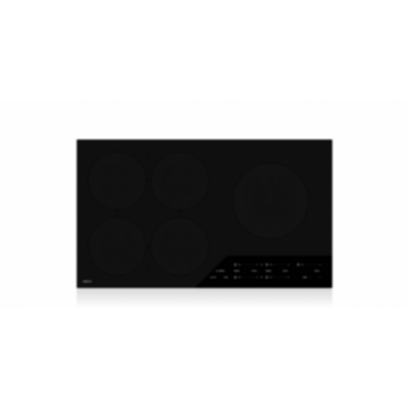 """36"""" Contemporary Induction Cooktop CI365C/B"""