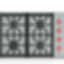 """30"""" Professional Gas Cooktop - 4 Burners CG304P/S"""
