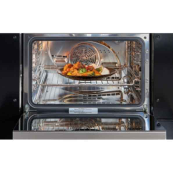 """30"""" M Series Contemporary Stainless Steel Convection Steam Oven with Retractable Handle CSO30CM/S"""