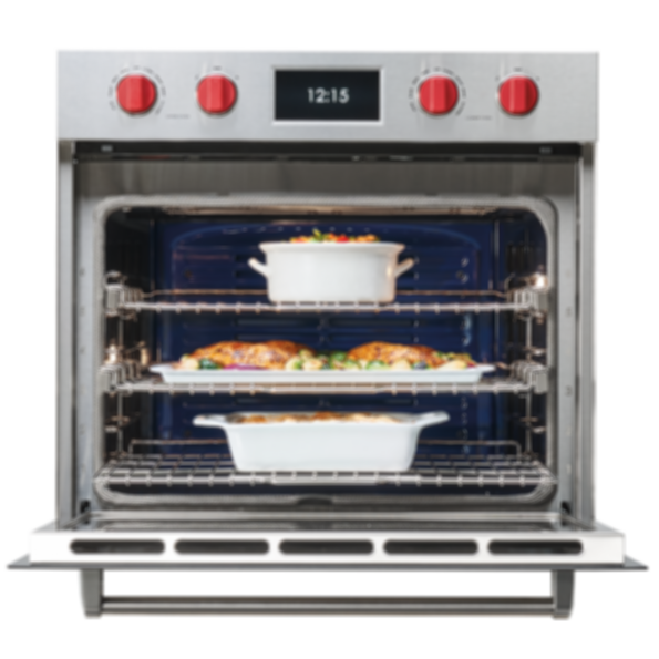 """30"""" M Series Professional Built-In Single Oven SO30PM/S/PH"""