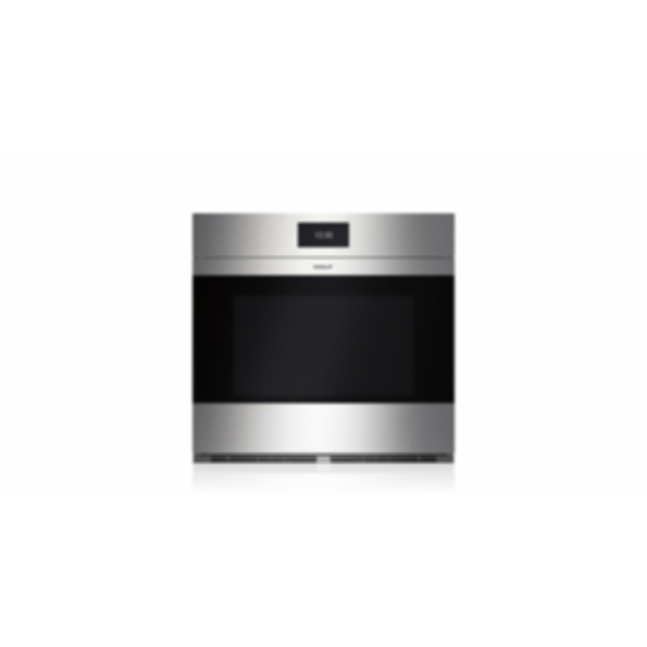 """30"""" M Series Contemporary Stainless Steel Built-In Single Oven SO30CM/S"""