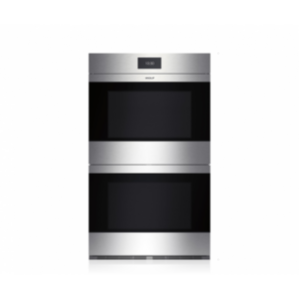 "30"" M Series Contemporary Stainless Steel Built-In Double Oven DO30CM/S"