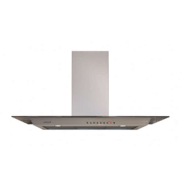 "45"" Cooktop Wall Hood - Glass VW45G"