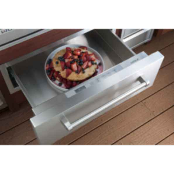 "30"" Outdoor Warming Drawer WWD30O"