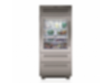 "36"" PRO Refrigerator/Freezer with Glass Door PRO3650G"