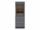"30"" Designer Wine Storage with Refrigerator/Freezer Drawers - Panel Ready IW-30CI"