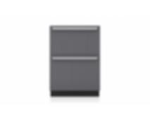 "24"" Designer Refrigerator Drawers - Panel Ready ID-24R"