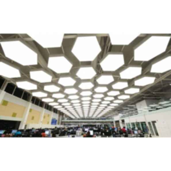 Acoustic Light® Stretch Ceiling