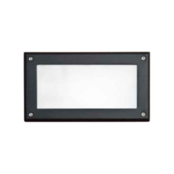 Alcon Lighting Savoye Architectural LED Step Light Recessed Wall Mount Fixture